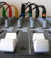 Small Mixing Desk